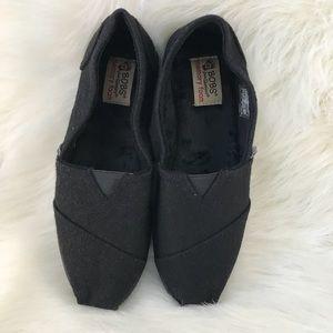 e90e6b0e1c68 Skechers Shoes - Skechers Bobs Bliss - Hot Cocoa Black Flats